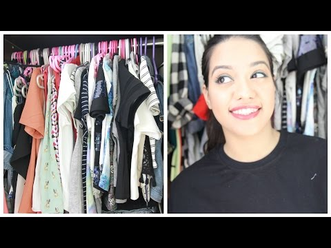 My Wardrobe Tour | Storage and Organization