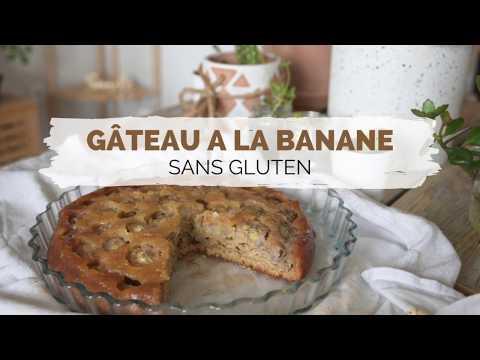 recette-gÂteau-à-la-banane-sans-gluten