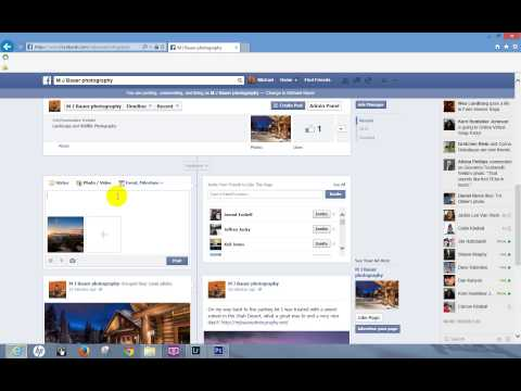 How To Add A Clickable Website Link To Facebook