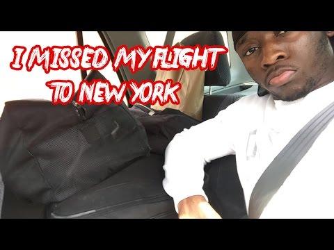 I MISSED MY FLIGHT TO NEW YORK! [#1 - SEASON 1]