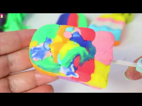 APRENDE LOS COLORES CON PLASTILINA PLAY DOH|LEARN COLORS WITH PLAY DOH!