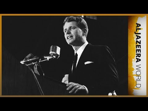 🇺🇸 Who Killed Robert Kennedy? | Al Jazeera World
