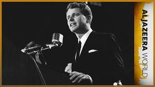 🇺🇸 Who Killed Robert Kennedy? | Al Jazeera World