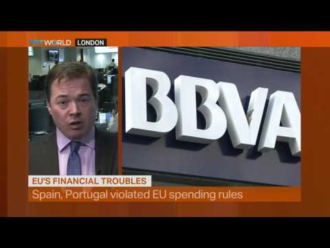 Money Talks: European Union's financial troubles, Mike Ingram reports