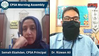 CPSA Morning Assembly Thursday 4-8-2021