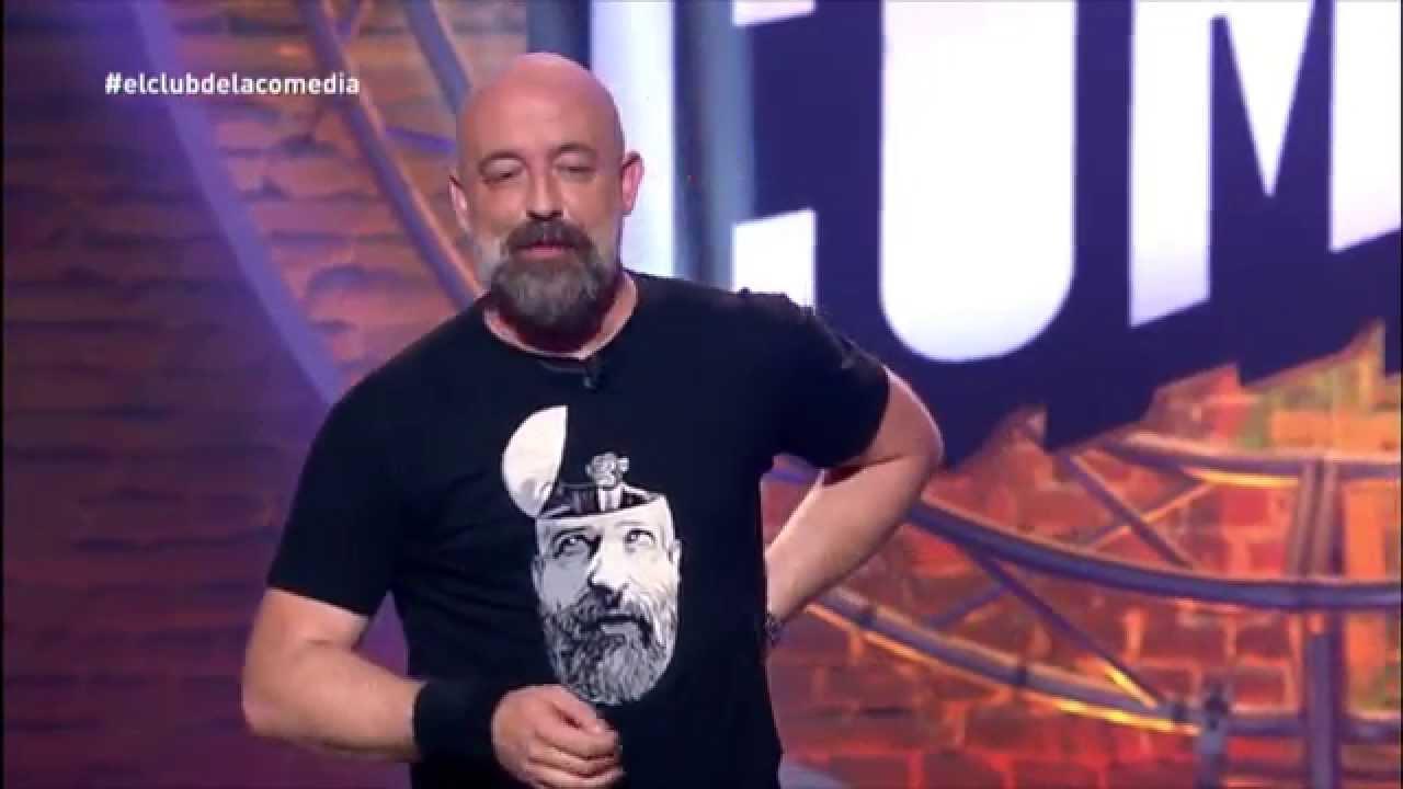 Goyo Jiménez A Los Tios No Nos Gusta Bailar El Club De La Comedia Youtube