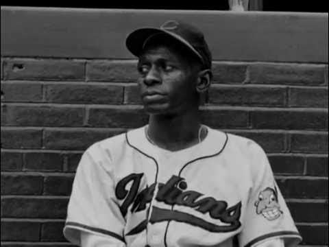 Satchel Paige made his Indians debut at the age of 42.