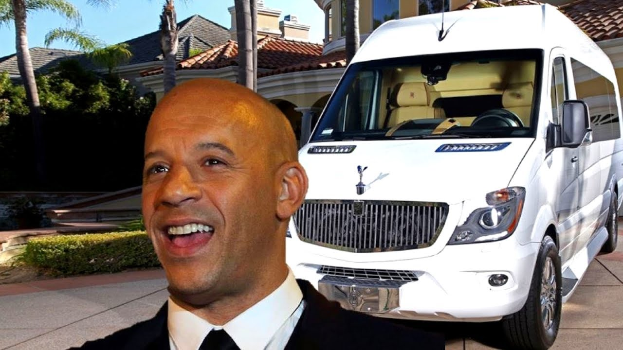 10 most expensive things owned by hollywood super star vin diesel