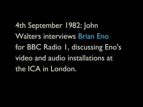 John Walters interviews Brian Eno in 1982