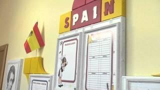 Оформление кабинета(Оформление кабинета с помощью сборных информационных стендов NATIONAL на примере стенда для кабинета испанско..., 2011-06-11T07:20:06.000Z)