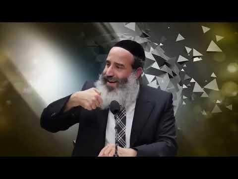 הרב יצחק פנגר - איך לצאת מהחרדות הרב פנגר בהרצאה חזקה עם בדיחות קורעות חובה!