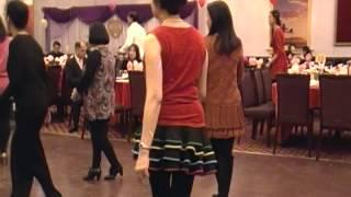 lead line dance 06. Slosh