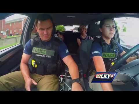 Growing number of female officers bring strength to LMPD