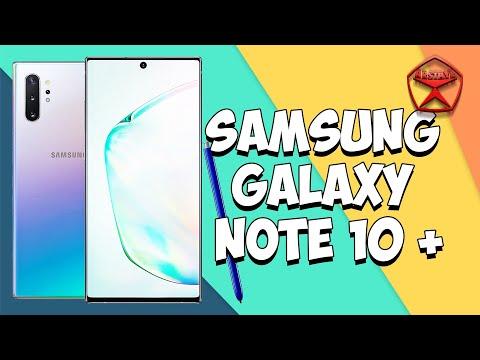 Адовый аппарат! Samsung Galaxy Note 10 + / Арстайл /