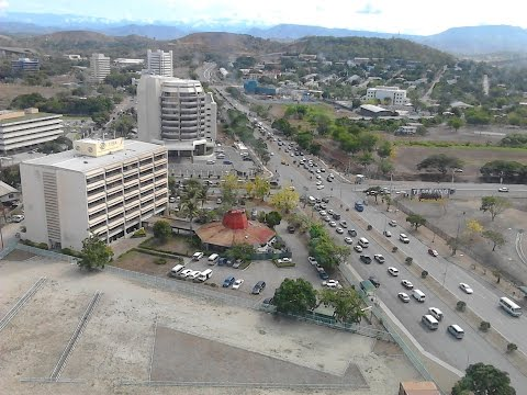 Heavy Traffic in Port Moresby