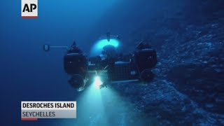 Seychelles President to support deep-sea mission