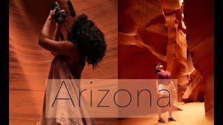 Arizona Road Trip| Page | Day 3 | Part 1 Antelope Canyon