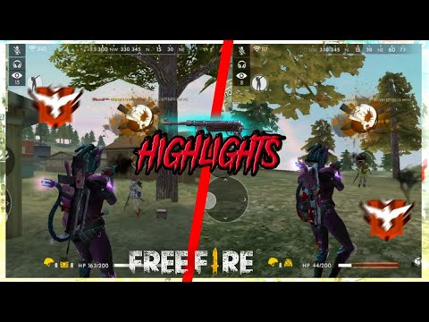 [Highlight Free Fire # 1] MP40 Plays Epic - Funny Moments😂| ElparceLucas!!
