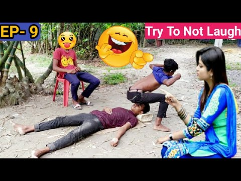 Must Watch Best Funny 😂😂Comedy Videos 2019 || Episode 09|| Indian New Funny Videos || SMK FUNNY TV