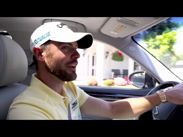 Following Legends: Wesley Bryan Masters Diary