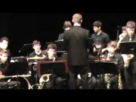 """""""Samantha"""" Morton High School Jazz Ensemble"""
