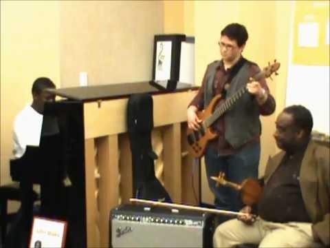 SCPA (Cincinnati, Ohio) Master Artists Series, Fall 2011