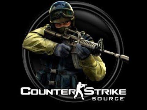 CS Source Gameplay#1   The Best Server