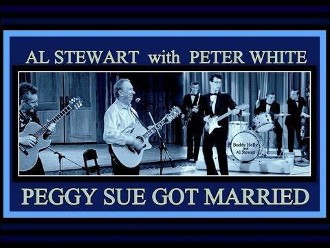 Al Stewart    Peggy Sue Got Married