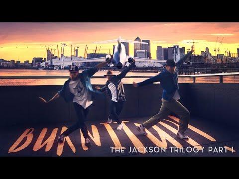 Janet Jackson - BURNITUP! (feat. Missy Elliott) / Presented By Tobias Ellehammer #ThatsHowIBURNITUP