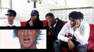 Logan Paul - HERO (Official Music Video) Feat. Zircon (Reaction)