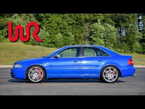 Modified 2001 Audi S4 - WR TV POV Review