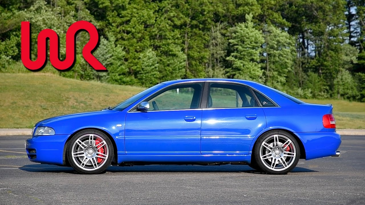 Modified Audi S WR TV POV Review YouTube - 2001 audi s4