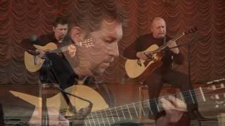 Paul Maskalchuk & Sergei Kabanov - improvisation Blues in F major