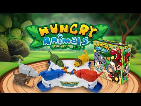 Hungry Animals Game (GPF022) - Introduction (English)