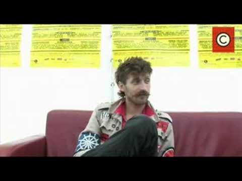 Eugene Hutz Interview 2006 (Part 2 of 2)
