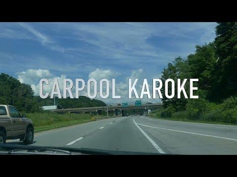 "Carpool Karaoke:  ""The Plain Truth"""