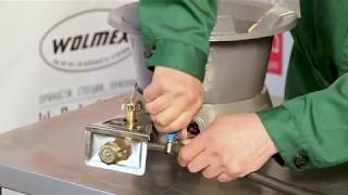 Обзор газовой горелки Wolmex PH-01 на природном газе, мощность 18 кВт