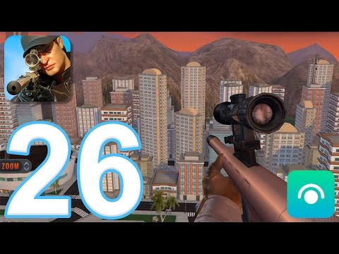 Sniper 3D Assassin: Shoot to Kill - Gameplay Walkthrough Part 26 - Region 9 (iOS, Android)