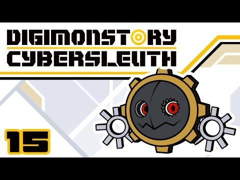 Super Stranger Danger! - Let's Play Digimon Story Cyber Sleuth - Gameplay Part 15