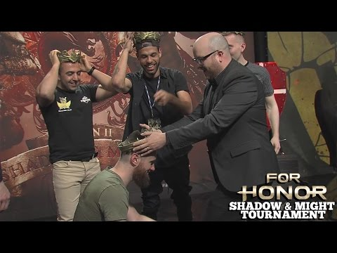 For Honor Tournament Highlights | I'M AN E-SPORTS CHAMPION! (Season 2 | Shinobi & Centurion)