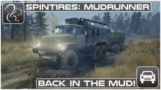 One of Squirrel's most viewed videos: Spintires: Mudrunner - Back in the Mud!