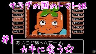 セザキングの『サラダの国のトマト姫』ゲーム実況のほほんプレイ
