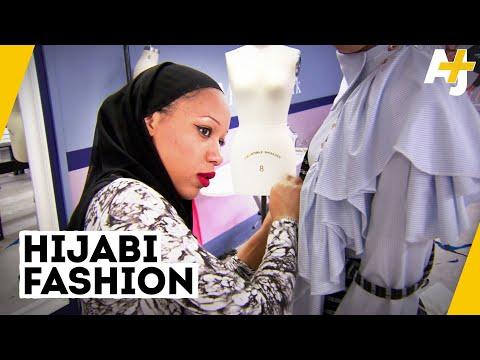 This Project Runway Finalist Is Making Muslim Fashion Mainstream   AJ+