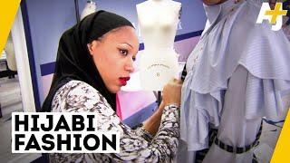 This Project Runway Finalist Is Making Muslim Fashion Mainstream | AJ+