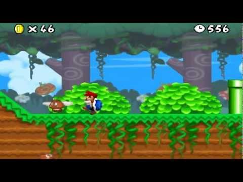 [Trailer #10] New Super Mario Bros. 3 [Major Changes]