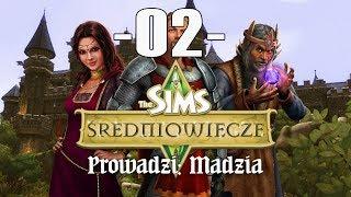 The Sims Średniowiecze #02 - Władcy sąsiednich państw