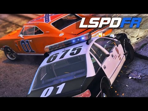 LSPDFR E121 - I Chase the General Lee | 1994 Caprice 9C1
