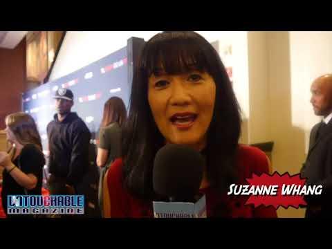 Suzanne Whang Til Death Do Us Part Movie Premier