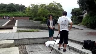 中村裕香里ちゃん、市原朋彦さんと光希沙織の夏バージョンのPV告知です.
