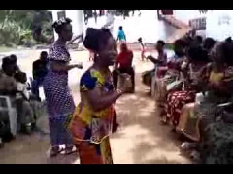 Patricia Jabbeh Wesley's Recording of the Tuobo Women (Grebo) Celebrating Our Great Mother